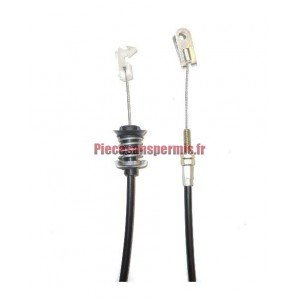Cable accelerateur aixam - 1K021