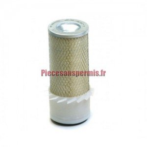 Filtre a air cylindrique