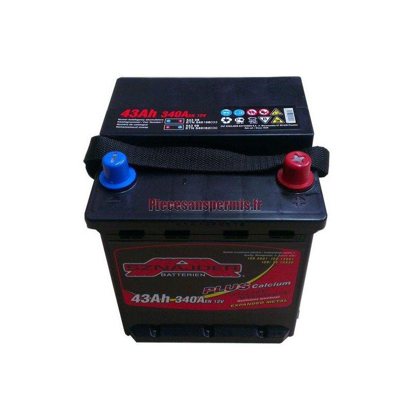 Batterie Vsp Batterie Voiture Sans Permis