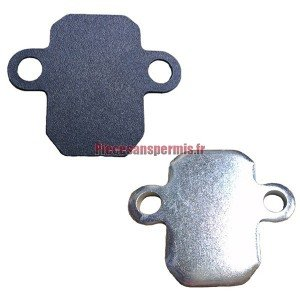 Plaque obturatrice pompe (+ joint)  - 3800037+4400075