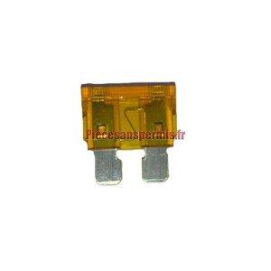 Fusible ambre 5 amperes