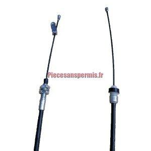 Cable de frein à main aixam - 6AA002