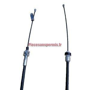 Cable de frein à main aixam 400 - 6K002