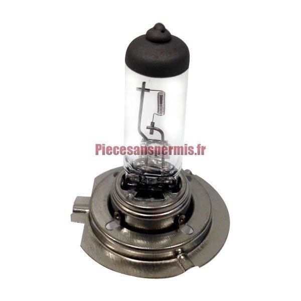 ampoule h7 ampoule pour voiture sans permis. Black Bedroom Furniture Sets. Home Design Ideas